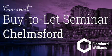 The Buy to Let Property Seminar: Investment & Mortgages tickets