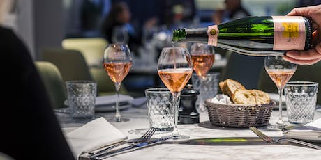 Veuve Clicquot Rosé Champagne Dinner with Ethan Boroian tickets