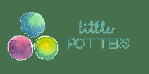 Little Potters - Holiday Workshop - $$ Piggy Banks $$