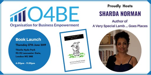 Book Launch - A Very Special Lamb - Written by Sharda Norman