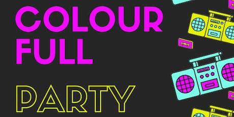 Colour full  tickets