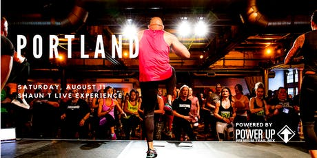 Shaun T LIVE Portland tickets