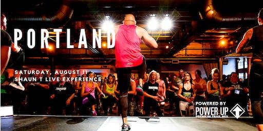 Shaun T LIVE Portland