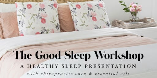The Good Sleep Workshop