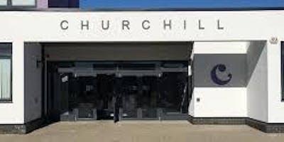 TD4f: Churchil Special School Open School Mornings