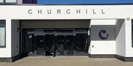 TD4f: Churchil Special School Open School Mornings tickets