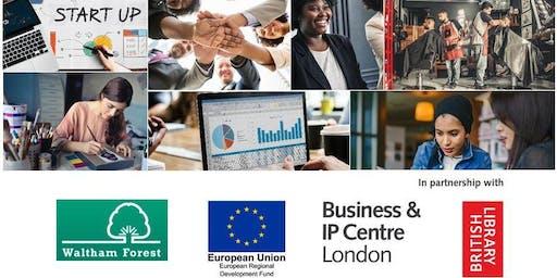 Start-ups in London Libraries Registration Meeting (Thursday 10:30-11:30am)