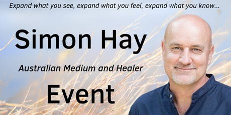 Medium and Healer, Simon Hay, at The Bundy Hall tickets