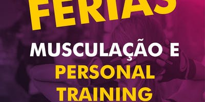 CERTIFICAÇÃO EM MUSCULAÇÃO + PERSONAL TRAINER - PARNARAMA-MA
