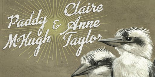 Paddy McHugh & Claire Anne Taylor LIVE at Boo Radley's Hall