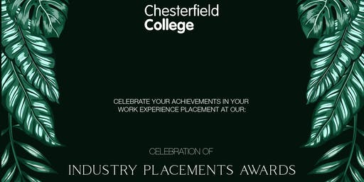 Industry Placements Awards