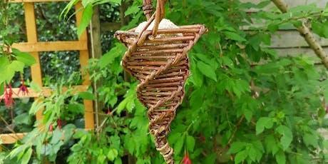 Make a willow bird feeder tickets
