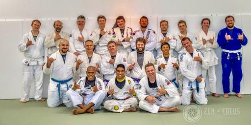Todd Tanaka Jiu-Jitsu Seminar (Team Relson Gracie Hawaii)