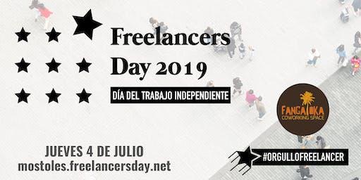 FREELANCERS DAY 2019 | Móstoles en Fangaloka