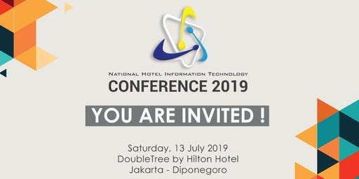 Hotel Information Technology Conference 2019 ( IT Hotel Only )