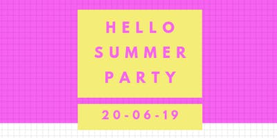 Hello Summer! Party!