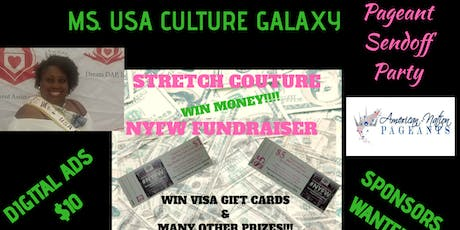 Ms. USA Culture Galaxy Sendoff Party & NYFW Fundraiser tickets