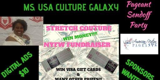 Ms. USA Culture Galaxy Sendoff Party & NYFW Fundraiser