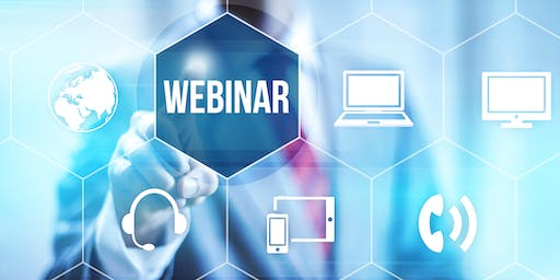 July 2019 Technical Webinar