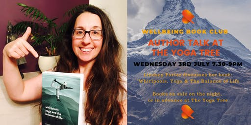 Wellbeing Book Club in the Yoga Tree, Stirling