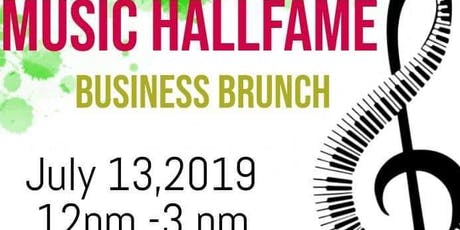 North Carolina Music Hall of Fame Business Brunch  tickets