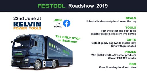 Festool Roadshow 2019