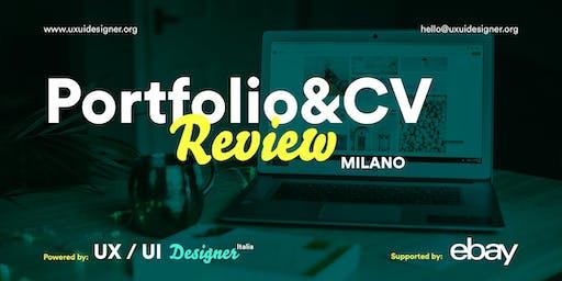 Portfolio & Curriculum Review