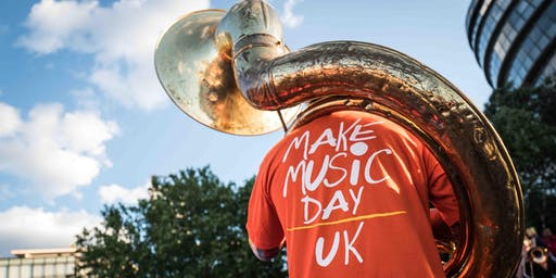 Make Music Day at the New Room - a day of free live music