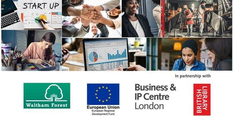 Get ready for business (Waltham Forest) Day 2 of 2 tickets