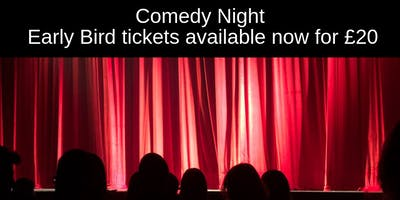 Comedy Night in aid of the Centre for ADHD & Autism Support