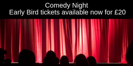 Comedy Night in aid of the Centre for ADHD & Autism Support tickets