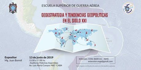 Geoestrategia y Tendencias Geopolíticas en el Siglo XXI entradas