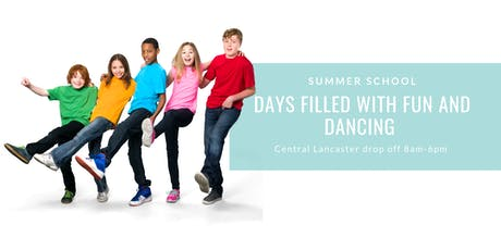 A Full Week Summer School Pass  Monday 29th July to 2nd August  tickets