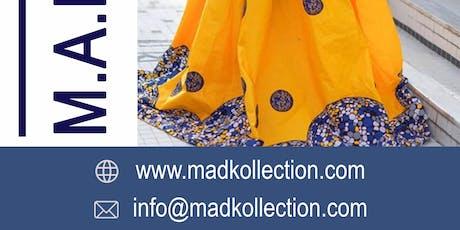 M.A.DKollection Summer Pop Up  tickets