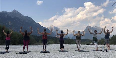 Soča Valley Yoga tickets