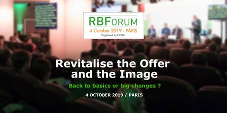 RBForum 2019 tickets