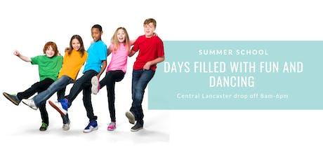 Summer School Pass - Thursday 1st August  tickets