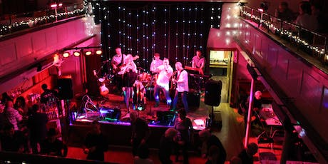 New Year's Eve party with Rock 'n' Roll Band Blind Panic 8pm-1am, BYOB! tickets
