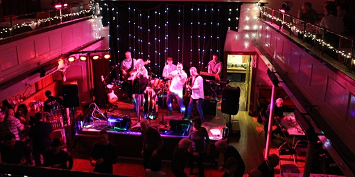 New Year's Eve party with Rock 'n' Roll Band Blind Panic 8pm-1am, BYOB!