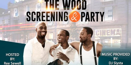 The Wood Screening & Party tickets
