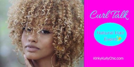 Curl Talk tickets