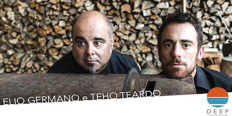 Viaggio al termine della notte - Elio Germano e Teho Teardo  biglietti