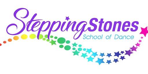 Steppingstones School of Dance Summer School 2019