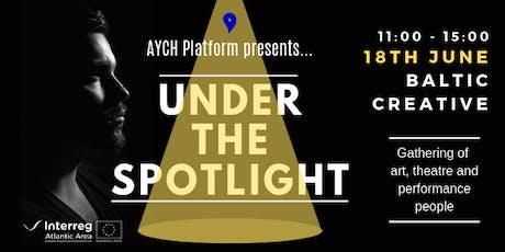 Under the Spotlight tickets