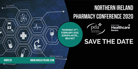 Northern Ireland Pharmacy Conference 2020 - Save The Date tickets