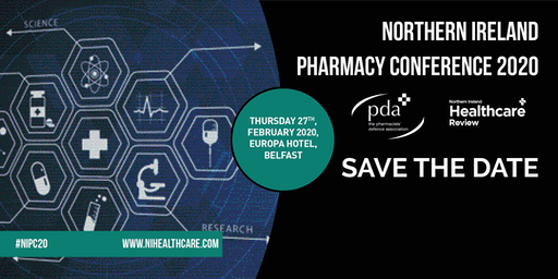 Northern Ireland Pharmacy Conference 2020 - Save The Date