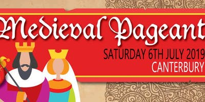 Medieval Pageant and Family Trail 2019