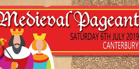 Medieval Pageant and Family Trail 2019 tickets