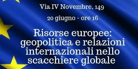 #domaniEuropa