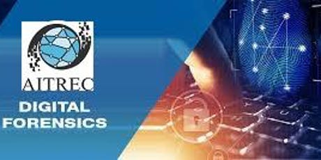 Certified Digital Forensics Training Program tickets